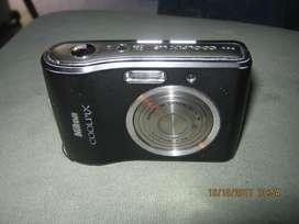 Camara Nikon Coolpix L15