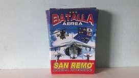 Art 372 Juego de Mesa San Remo Batalla Aerea Maxima Diversion Naval