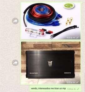 Potencia y cables