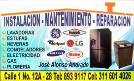 Reparación y mantenimiento