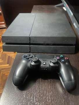 Ps4 500gb con juegos digitales