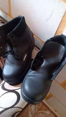 Vendo botas platineras nuevas