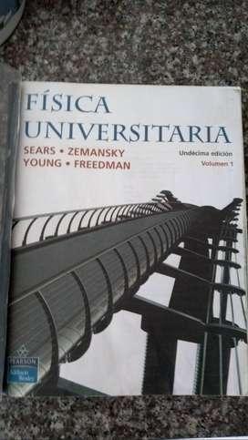 Copia física universitaria Vol 1 Ed. 11