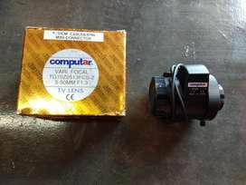 LenteAutoIris Lens A1Computar TG10Z0513FCS2 550mm F1.3 Varifocal DC Tg10z0513fcs-2 5-50mm F1.3 Varifocal. - DC Auto Iris