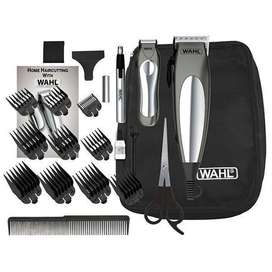 Combo de cortadora y recortadora de pelo Wahl Home Deluxe Groom Pro