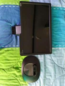 Monitor Benq VGA HD