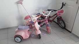 Bicicletas nena