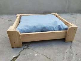 Cuchas camas para perros