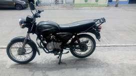 Vendo moto boxer modelo 2013