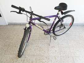 Bicicleta Mountain Bike marca Gala R26