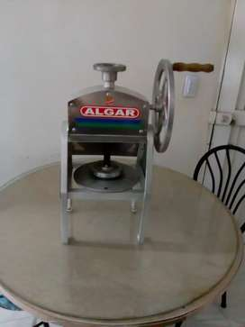 Vendo Máquina Algar para raspar hielo