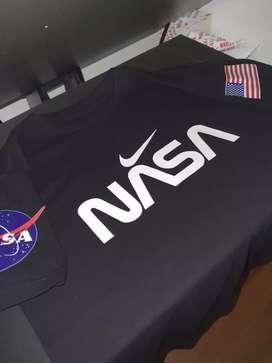 CAMISETAS NASA
