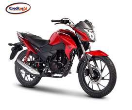 Moto Honda CB125F TWISTER (2021)