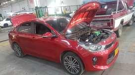 Nuevo conversión a gas vehicular