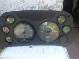 Tablero Instrumental Mercedes Benz Tacografo Colectivo Camion 24v Completo