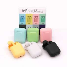 AURICULARES TIPO AIRPODS i12