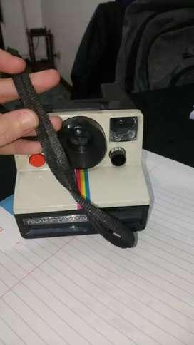 Camara Polaroid 1000 LAND usada antigua retro vintage