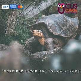 Increible recorrido por Galapagos