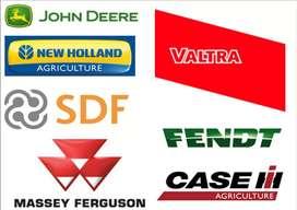 Servicios y repuestos para tractores y maquinaria agrícola