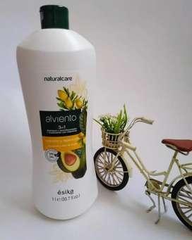 Shampoo 3 en 1 de ESIKA (1litro)