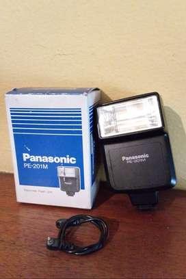 Flash Panasonic pe201m
