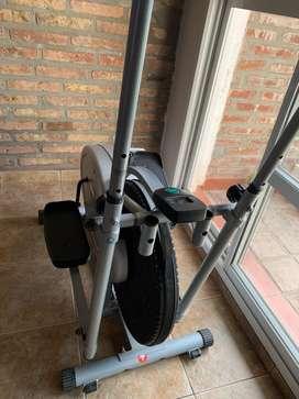 Escalador eliptico tomaselli gym