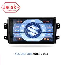 Nueva Radio Suzuki Sx4 2006 - 2007 - 2008 - 2009 - 2010 - 2011 - 2012 - 2013 Android 10 Full Wifi