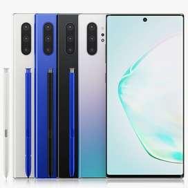 Samsung Note 10 y Note 10 PLUS nuevos garantia