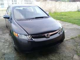 REMATO HONDA CIVIC 2007