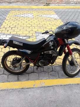 Oportunidad Vendo Yamaha DT 175