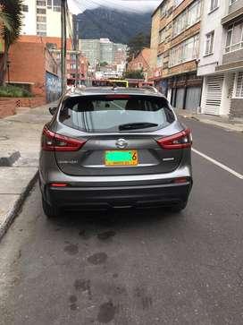 Nissan Qasqai Exclusive 4x4 Full Automática 2019