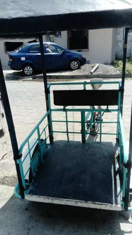 Triciclo barato en yaguachi