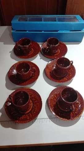 Tazas de café Nuevas Se entrega en estación Morón