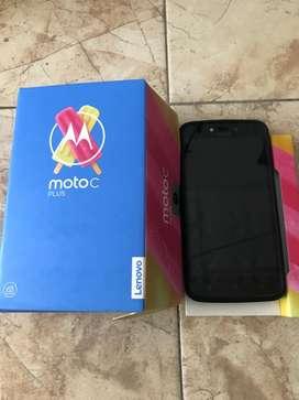 Vendo celular motorola c plus nuevo en caja para personal
