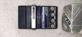 Pedal Delay Digital DOD DFX9 en caja el mejor de todos no boss