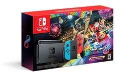 Nintendo Switch + MarioKart 8 (nuevos sin uso, comorados en Los Angeles)
