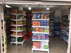 Venta de supermercado autoservicio