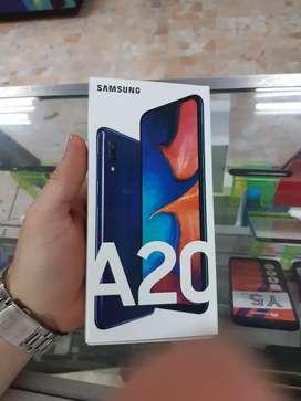 Samsung A20 ,  A20s nuevos 1 año de grantia