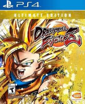DRAGON BALL FIGHTERZ - ULTIMATE EDITION PS4