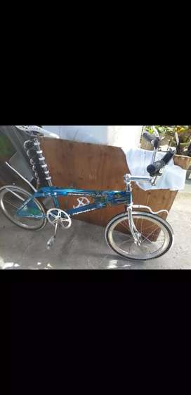 SE VENDE BISICLETA MODIFICADA *negosiable*