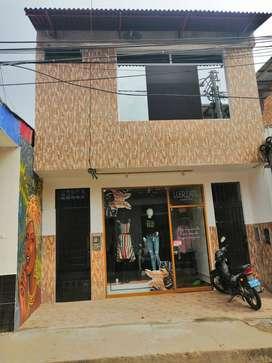 Alquiler de Local comercial de estreno en TARAPOTO