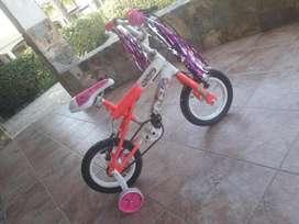 Bicicleta de Niña Barata por Apuro