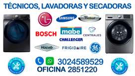 Servicio Técnico de Lavadoras en Medellín
