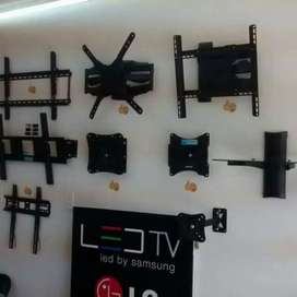 Soportes de pared solo para televisores
