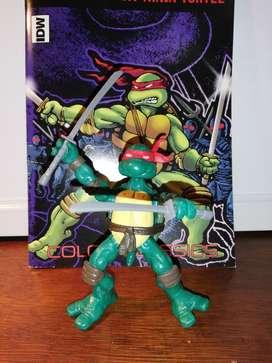 Tortugas Ninja Edición Cómic