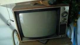 Televisor blanco y negro westronbercarson 1966