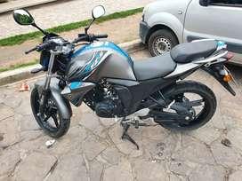 Vendo Yamaha FZ impecable casi nueva!