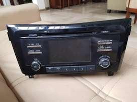 Radio Original Nissan X-trail 2015