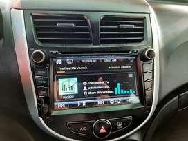 Radio original Hyundai Acent