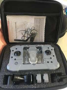 Mini dron con cámara hd